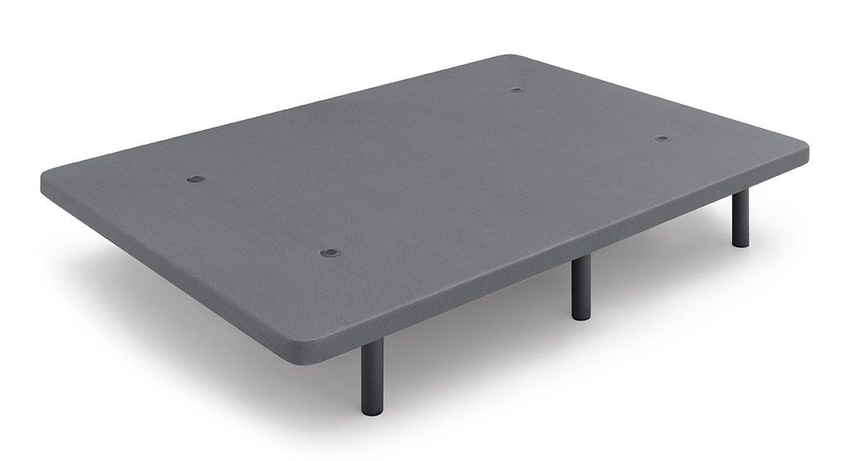 Base tapizada 3D en color gris - Bonitex